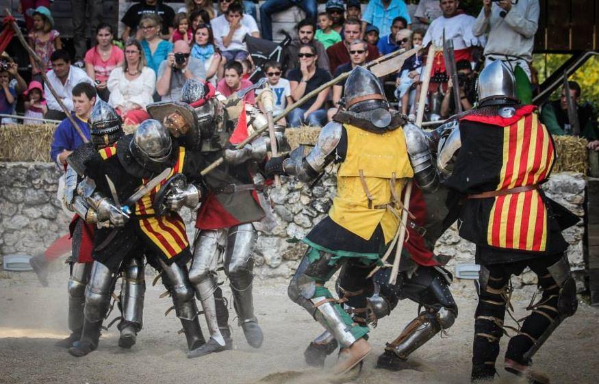 seleccion-spain-combates-medievales-2015
